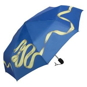 Зонт складной Ferre 6021-OC Tape Blu фото-1