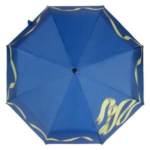 Зонт складной Ferre 6021-OC Tape Blu фото-2