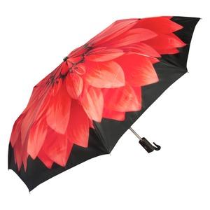 Зонт складной Pasotti Mini Georgin Rosso фото-2