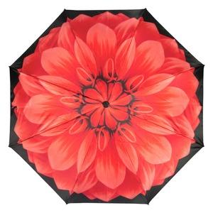 Зонт складной Pasotti Mini Georgin Rosso фото-3