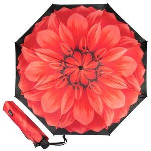 Зонт складной Pasotti Mini Georgin Rosso фото-1