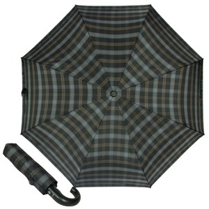 Зонт складной M&P C2796-OC Cletic Grey/Yellow фото-1