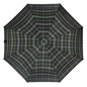 Зонт складной M&P C2796-OC Cletic Grey/Yellow фото-3