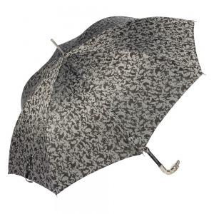 Зонт-трость Pasotti Eagle Silver Reflection Grey фото-3