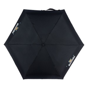Зонт складной Moschino 8042-SMINIA Shadow Bear Black фото-3