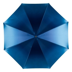 Зонт-трость Pasotti Becolore Blu Tatina Dentell Oro фото-2