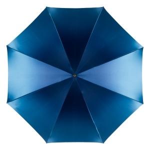 Зонт-трость Pasotti Becolore Blu Gato Albeno Swar фото-2