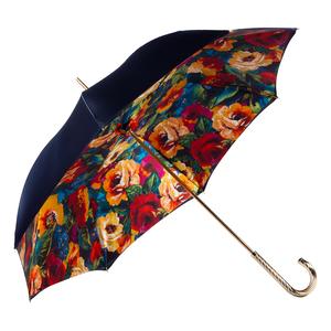 Зонт-трость Pasotti Blu Makro Spring фото-3