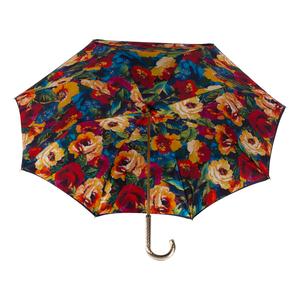 Зонт-трость Pasotti Blu Makro Spring фото-4