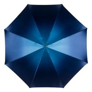 Зонт-трость Pasotti Becolore Blu Paradis Botte фото-2