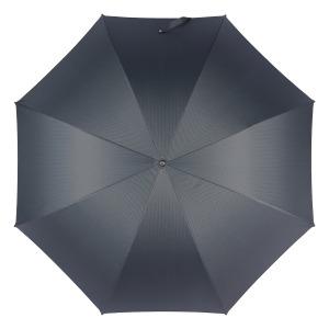 Зонт-трость Pasotti Classic Pelle Chevron Grey фото-2