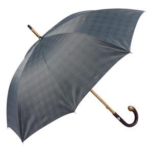 Зонт-трость Pasotti Bark Chestnut Milford Grey фото-3