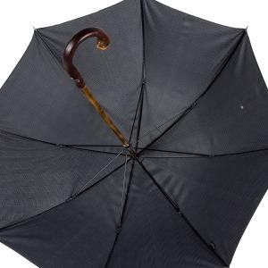 Зонт-трость Pasotti Bark Chestnut Milford Grey фото-4