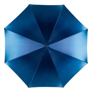 Зонт-Трость Pasotti Becolore Blu Viona Oro Dentell фото-2