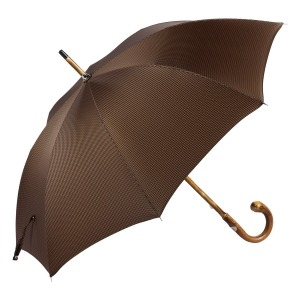 Зонт-трость Pasotti Bark Chestnu Pepita Morrone фото-3