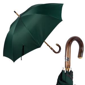 Зонт-трость Pasotti Chestnut Punto Verde фото-1