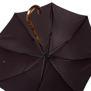 Зонт-трость Pasotti Chestnut Punto Verde фото-4