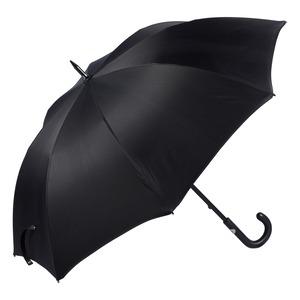 Зонт-трость Pasotti Esperto Classic Pelle Chevron Black фото-3