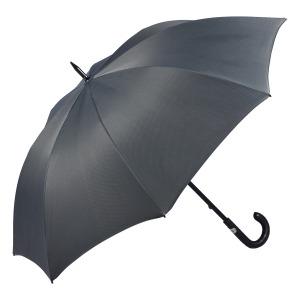 Зонт-трость Pasotti Mocasin Chevron Grey фото-3