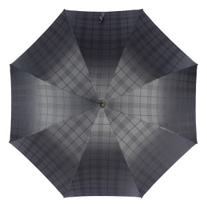 Зонт-трость Pasotti Bamboo Cell Grey фото-2