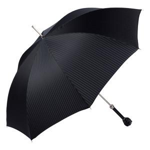 Зонт-трость Pasotti Leone Nero Rombes Black фото-4