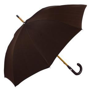 Зонт-трость Pasotti Classic Pelle Milford Morrone фото-3