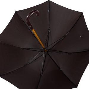 Зонт-трость Pasotti Classic Pelle Milford Morrone фото-4