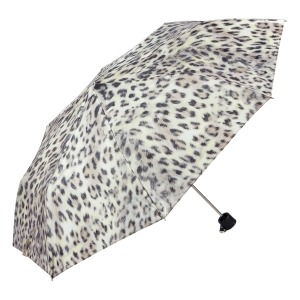 Зонт складной Pasotti Manual Bars Pelle фото-2