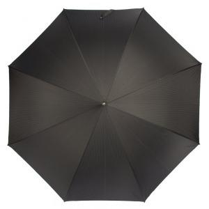 Зонт Трость Pasotti Artiglio Silver StripesS Black фото-3