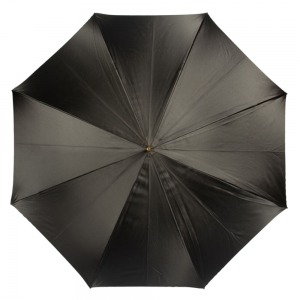 Зонт-трость Pasotti Nero Leo Pure Oro фото-2