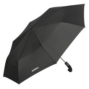 Зонт складной Baldinini 4015-OC Romano black фото-2