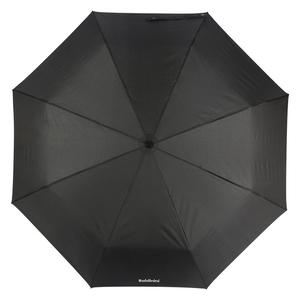 Зонт складной Baldinini 4015-OC Romano black фото-3