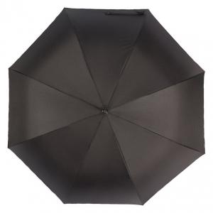 Зонт-трость Baldinini 56-AU logo line black фото-3