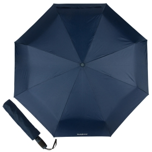 Зонт складной Baldinini 5601-OC Jumbo Blu фото-1