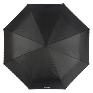 Зонт складной Baldinini 6002-OC logo line black фото-3