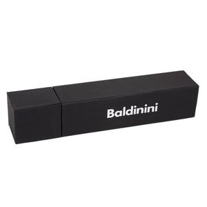 Черный зонт складной Baldinini 5691-OC Major Black фото-5