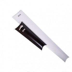 Зонт складной Moschino 8017-OCA Letters Black фото-6