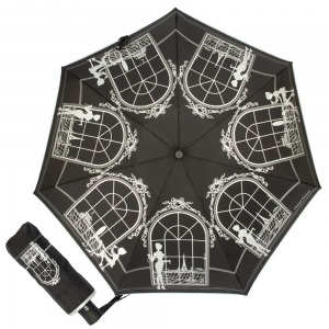 Зонт складной CT 403-OC Mi-mi-mi Noir фото-1