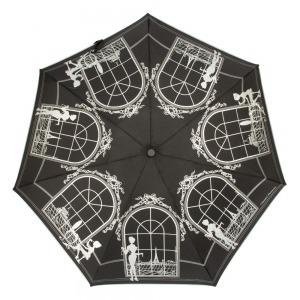 Зонт складной CT 403-OC Mi-mi-mi Noir фото-2