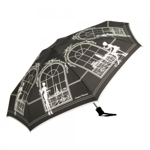 Зонт Складной Chantal Thomas 403-OC Mi-mi-mi noir фото-4