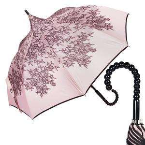 Зонт-трость Chantal Thomass 510-LM Pagode La Primiere rosa фото-1