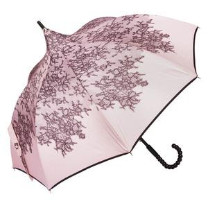 Зонт-трость Chantal Thomass 510-LM Pagode La Primiere rosa фото-4