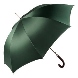 Зонт-трость Pasotti Pelle Moro Punto Verde фото-3