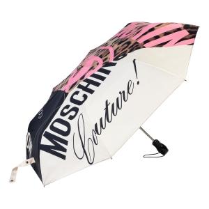 Зонт складной Moschino 8850-OCI Mix Cream Multi фото-2