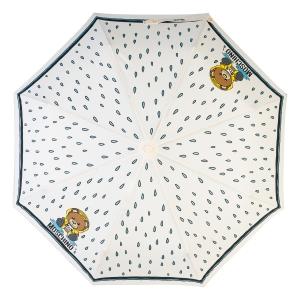 Зонт складной Moschino 8058-OCI Bear in the rain Cream фото-2
