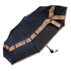 Зонт складной Ferre 5011-LA Biocco Black фото-2