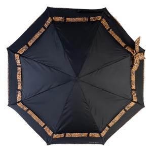 Зонт складной Ferre 5011-LA Biocco Black фото-3