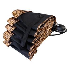 Зонт складной Ferre 5011-LA Biocco Black фото-4