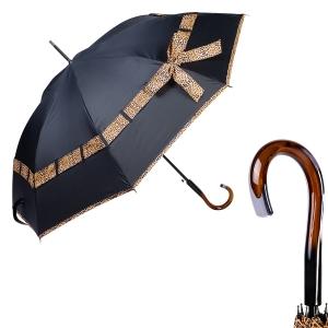 Зонт-трость Ferre 5010-LA Biocco Black фото-1