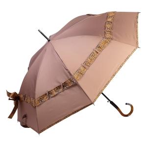 Зонт-трость Ferre 5010-LA Biocco Marrone фото-2